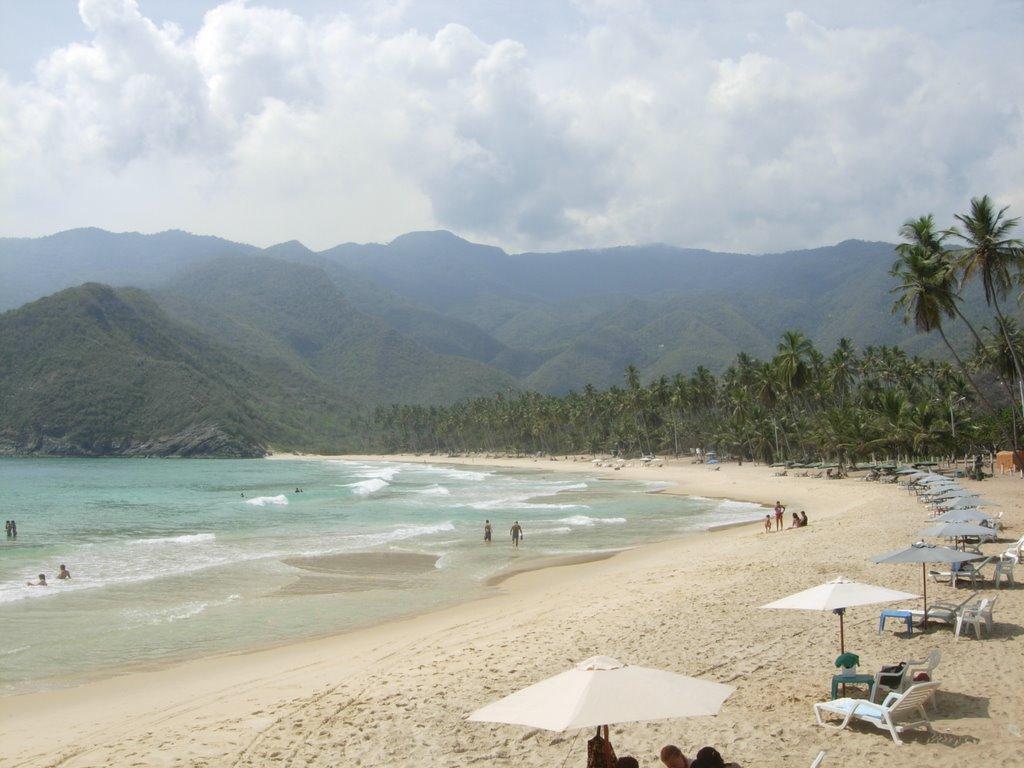 Choroni - Hotel Pipo - playa (3)