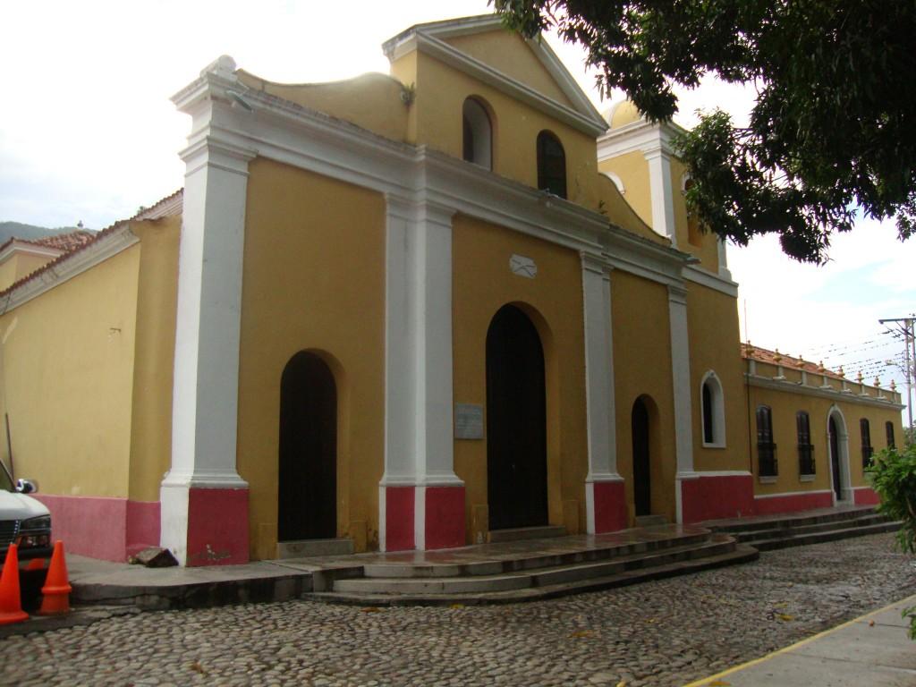 choroni - Hotel Pipo - Iglesia